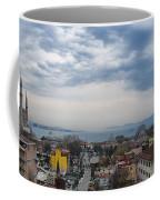 Istanbul Panorama Hdr Coffee Mug