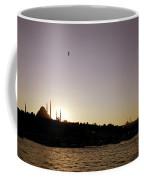 Istanbul Sunset Coffee Mug
