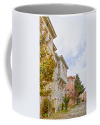 Istanbul Wooden Houses 01 Coffee Mug