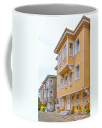 Istanbul Wooden Houses 02 Coffee Mug
