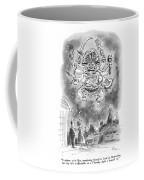 It Appears To Be Siva Coffee Mug