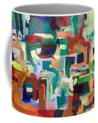 It Is Fitting To Feel The Pain Of Others Coffee Mug by David Baruch Wolk