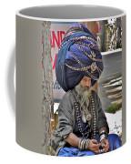 Its All In The Head - Rishikesh India Coffee Mug
