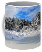 It Snow Reason Coffee Mug