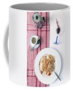 Italian Food Coffee Mug