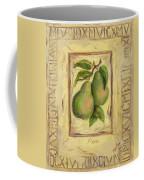 Italian Fruit Pears Coffee Mug