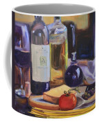 Italian Kitchen Coffee Mug by Donna Tuten