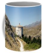 In That Quiet Earth - An Italian Landscape  Coffee Mug