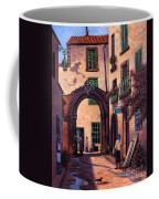 Italian Street Coffee Mug