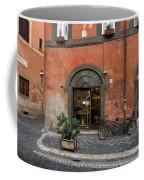 Italian Style Coffee Mug