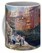 Italian Town Coffee Mug