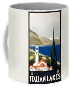 Italian Travel Poster, C1930 Coffee Mug