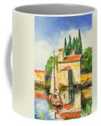 Italy - San Vigilio Coffee Mug