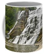 Ithaca Falls Coffee Mug by Anthony Sacco