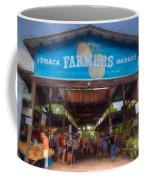 Ithaca Farmer's Market Coffee Mug