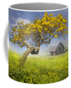 It's A Beautiful Day Coffee Mug by Debra and Dave Vanderlaan