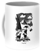 It's A Guy Thing Coffee Mug