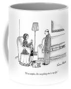 It's A Sampler Coffee Mug