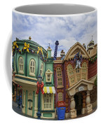 It's A Toontown Christmas Coffee Mug