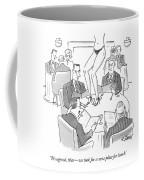 It's Agreed Coffee Mug