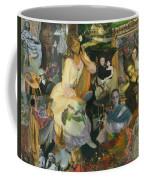 It's All A Facade Coffee Mug