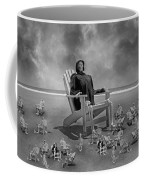 It's All In Black And White Coffee Mug