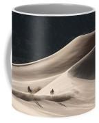 It's All Uphill Coffee Mug