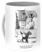 It's Always Sit Coffee Mug