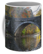 It's Autumn At The Valley Green Bridge Coffee Mug