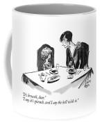 It's Broccoli Coffee Mug