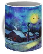 Its Cold Outside. Coffee Mug