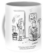 It's Doris Kearns Goodwin. Is There Anything We'd Coffee Mug