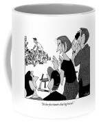 It's Her First Bench-clearing Brawl Coffee Mug