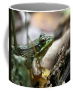 It's Not Easy Being Green Coffee Mug