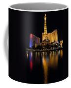 It's Not Paris Coffee Mug