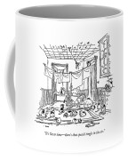 It's Oscar Time - There's That Special Tingle Coffee Mug
