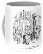 It's Our Oliver Coffee Mug