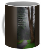 It's Your Road Coffee Mug