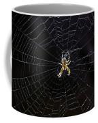 Itsy Bitsy Spider My Ass 2 Coffee Mug by Steve Harrington