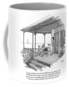 I've Got An Idea For A Story: Gus And Ethel Live Coffee Mug