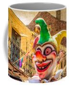I've Never Liked Clowns Coffee Mug