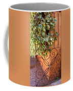 Ivy And Old Iron Gate Coffee Mug