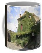 Ivy Covered Cottage Coffee Mug