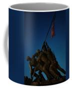 Iwo Jima Memorial Coffee Mug