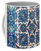 Iznik 12 Coffee Mug
