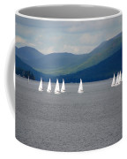 J Boats Lake George N Y Coffee Mug