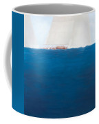 J Class Racing The Solent 2012  Coffee Mug by Lincoln Seligman