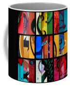 j HOT COLOR Coffee Mug