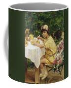 Jack In The Garden Coffee Mug by Giacomo Grosso