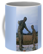 36u-245 Jack Nicklaus Sculpture Photo Coffee Mug
